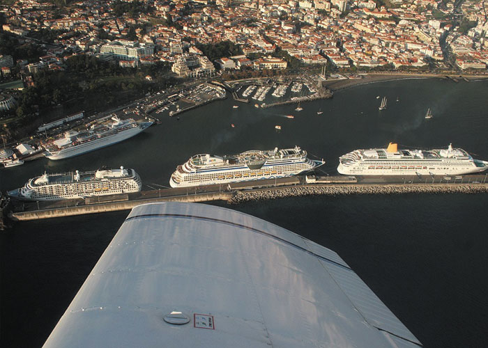 Funchal Bay flight